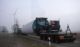 Bauteile Windenergieanlagen Hagen