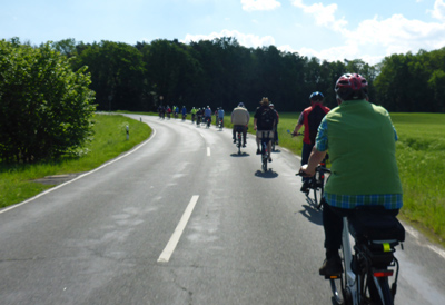 Sorenheider Straße - bisher kein Radweg