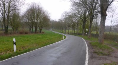Ohrser Straße in Lage
