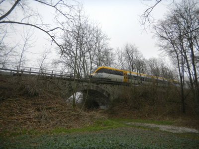 Eurobahn zwischen Ehlenbruch und Lage