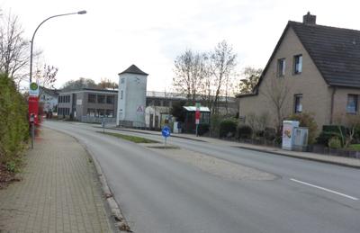 Unsichere Verkehrsverhältnisse an der Schule - vormals Echterhölter