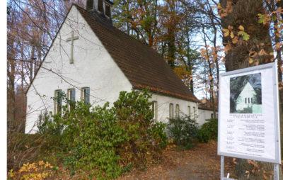 Veranstaltungsraum Waldkapelle in Ehlenbruch