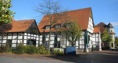 Brinkmannsches Haus in Lage
