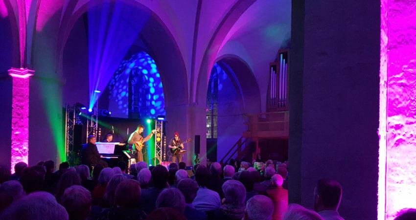 'Noten Helfen' - Veranstaltung in der Kirche in Heiden