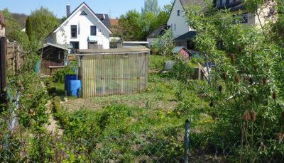 Kleingartengelände