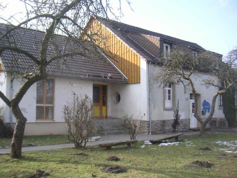 Haus des Kinderschutzbundes an der Lemgoer Straße