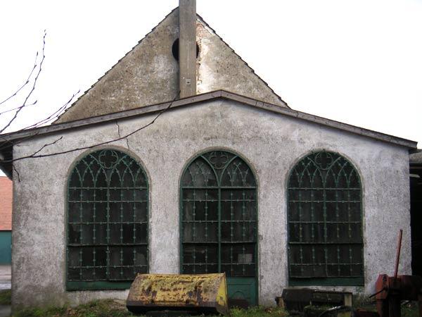 Gebäude auf dem Gut Iggenhausen