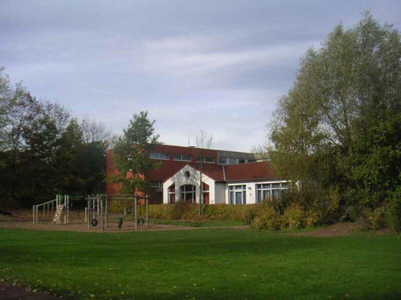Gebäude der Grundschule Ehrentrup