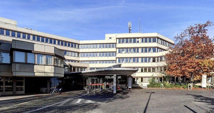 Kreishaus Lippe