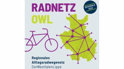Radwegenetz OWL