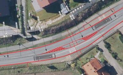 Planung Bushaltestellen Pivitsheider Straße