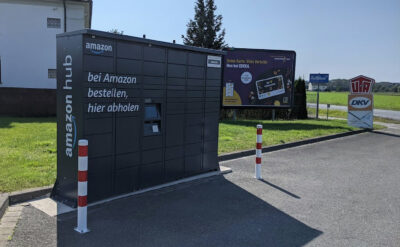 Amazon-Packstation in Waddenhausen